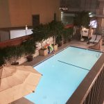 Hollywood Orchid Suites pool
