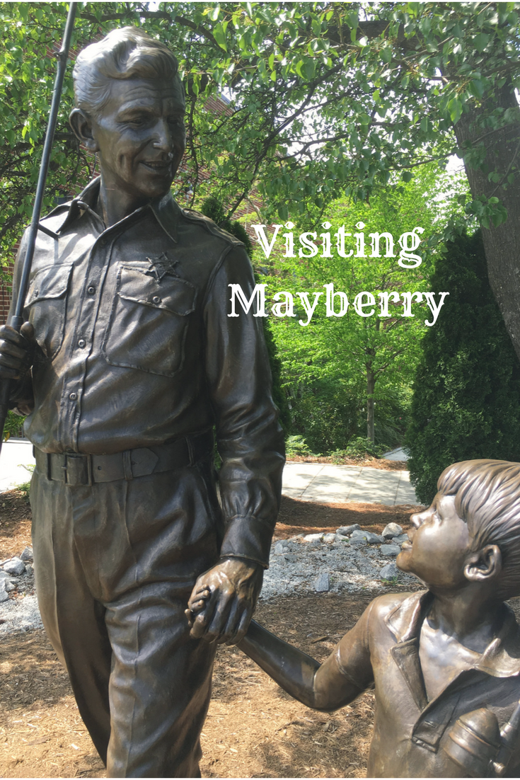 Visiting Mayberry
