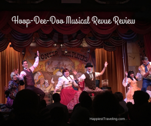 Hoop Dee Doo Musical Revue Review