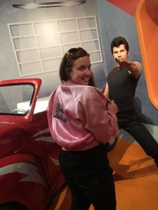 Grease Madame Tussauds